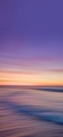 紫の空と流砂 Google Pixel 5 Android 壁紙・待ち受け