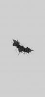 バットマン かっこいいロゴ iPhone 11 Pro スマホ壁紙・待ち受け