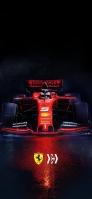 F1 フェラーリ 車 OPPO Reno A Androidスマホ壁紙・待ち受け