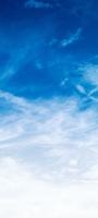 綺麗な青い空 Redmi Note 9S Androidスマホ壁紙・待ち受け