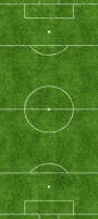 上から見たサッカー場 Redmi Note 10 Pro Androidスマホ壁紙・待ち受け