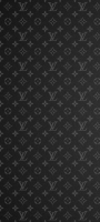 ルイ・ヴィトン 黒 Redmi Note 10 Pro Androidスマホ壁紙・待ち受け