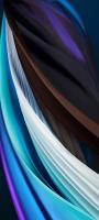 かっこいい青・黒・茶色のテクスチャー Redmi Note 9S Androidスマホ壁紙・待ち受け