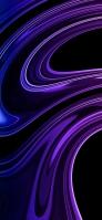 かっこいい紫のテクスチャー iPhone 11 Pro スマホ壁紙・待ち受け