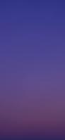 くすんだ紫のグラデーション iPhone 12 mini スマホ壁紙・待ち受け