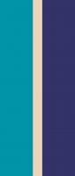 青の2分割 Xperia 10 III Androidスマホ壁紙・待ち受け