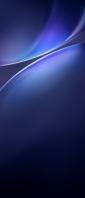 ダークな青いグラデーション 光沢 Xperia 10 III Androidスマホ壁紙・待ち受け