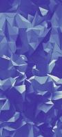 青みがかった灰色のポリゴン Galaxy A32 5G 壁紙・待ち受け
