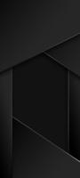 黒 交差 クール Redmi Note 10 Pro Androidスマホ壁紙・待ち受け