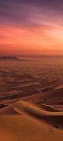 夕日 綺麗な砂漠 Redmi Note 9S Androidスマホ壁紙・待ち受け