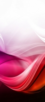 綺麗な赤・白のテクスチャー Redmi Note 10 Pro Androidスマホ壁紙・待ち受け