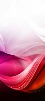 綺麗な赤・白のテクスチャー OPPO Reno5 A Androidスマホ壁紙・待ち受け