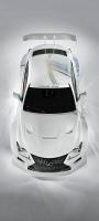 上から撮影した白いレクサス OPPO Reno5 A Androidスマホ壁紙・待ち受け