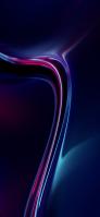 青と赤のメタル Galaxy A30 Android 壁紙・待ち受け