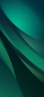 かっこいい緑のグラデーション Galaxy A30 Android 壁紙・待ち受け