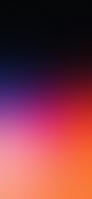 紫からオレンジのグラデーション OPPO Reno A Android スマホ壁紙・待ち受け
