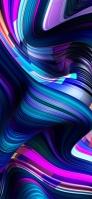 派手な色合いのテクスチャー Galaxy A30 Android 壁紙・待ち受け