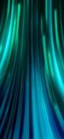 光沢のある青・緑のテクスチャー Galaxy A30 Android 壁紙・待ち受け